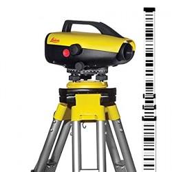 Digitālā niveliera Leica Sprinter 150 komplekts