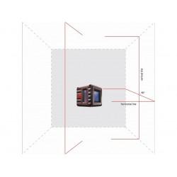 Lāzera līmeņrādis CUBE 3D Ultimate Edition