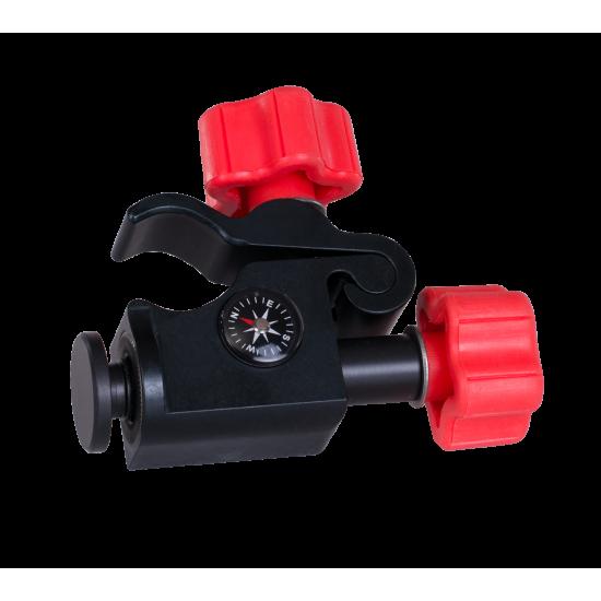 Nestle štoka adapteris Leica kontrolieriem