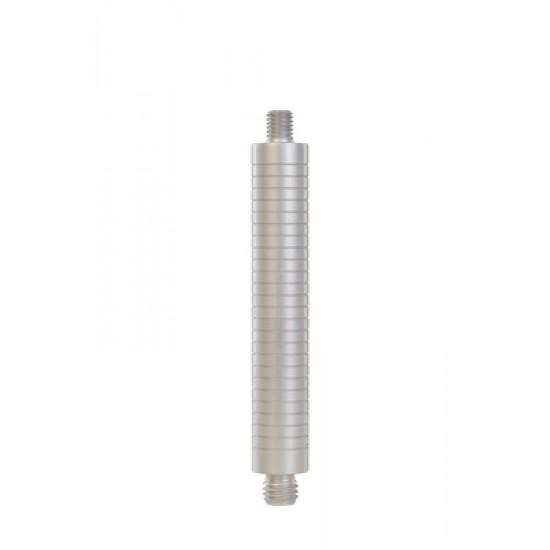 Karbona-Alumīnija štoka GNSS adapteris 14 cm