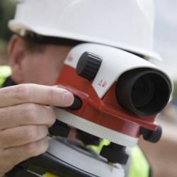 Profesionālais optiskais nivelieris Leica NA730plus KALIBRĒTS