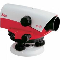 Profesionāla Leica optiska niveliera NA730plus Komplekts KALIBRĒTS