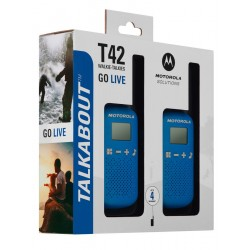 Motorola T42 rāciju komplekts