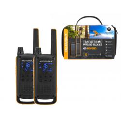 Motorola Talkabout T82 extreme rāciju komplekts