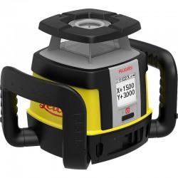 Lāzera niveliera Leica Rugby CLA CLX500 + COMBO uztvērējs komplekts