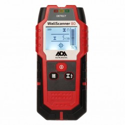 Elektroinstalācijas detektors Wall scanner 80