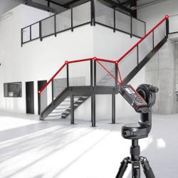 Lāzera tālmēra Leica Disto x3 P2P komplekts
